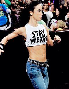 The first time I ever saw AJ in action! Wrestling Stars, Wrestling Divas, Cm Punk, Wwe Divas Paige, Wwe Women's Division, Female Wrestlers, Wwe Wrestlers, Wwe Girls, Aj Lee