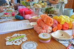 These Crochet Workshops