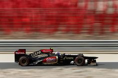 Romain Grosjean 3º GP Bahrein 2013