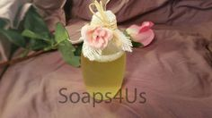 Firming Facial Toner Rose for mature tired and by Soaps4Us and pinned with Pin4Etsy.com -Join our Team