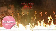 Super Junior  슈퍼주니어_Devil_Music Video Teaser