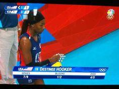 Destinee Hooker