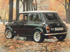 Rover Mini Knightsbridge Final Edithion 2000