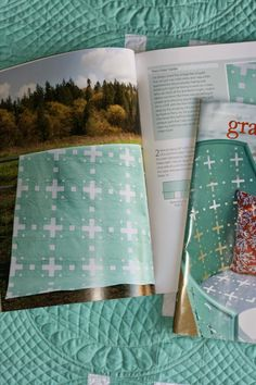 A Little Bit Biased: My Book, Vintage Vibe: Traditional Quilts, Fresh Fabrics