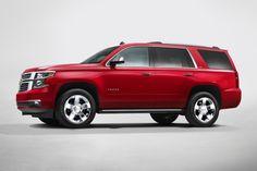 2015 Chevrolet Tahoe #car #concept #chevrolet