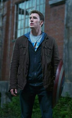 Steve Rogers / The Winter Soldier