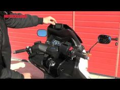 Yamaha TMAX 2015, video EICMA - YouTube