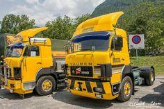 Trucks, Cars And Motorcycles, Switzerland, Transportation, Europe, Vehicles, Vintage, Bern, Truck