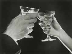 Man and Woman Toasting Martini Glasses, Close Up of Hands Photographic Print Roaring Twenties Party, Roaring 20s, The Twenties, The Great Gatsby, Great Gatsby Party, 1920s Party, Jung So Min, 1920s Aesthetic, Angel Aesthetic