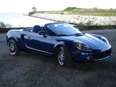 2003 Toyota MR2 Spyder, 138 hp, 0-60: 7 seconds, Top Speed: 129 mph good used one's are available from $5750-9750