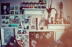 Stupid beautiful hipster bedrooms