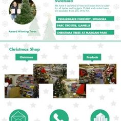 Here, everything you need to know about the Christmas attraction. Swansea Winter Wonderland producers of multiple types of Christmas Trees. Trees are