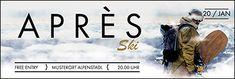 Im Onlineshop können Sie Ihre Werbeplane schnell und einfach editieren. #apres #ski #werbebanner #werbeplane #snow #onlineprintXXL Apres Ski Party, Skiing, Advertising, Movies, Movie Posters, Promotional Banners, Templates Free, Simple, Ski