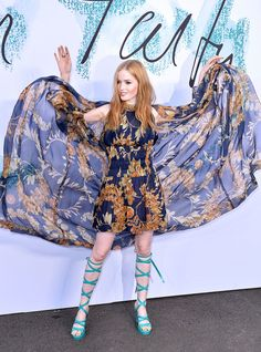 Ellie Bamber attends The Serpentine Galleries Summer Party at The Serpentine Gallery on June 28, 2017 in London, England.