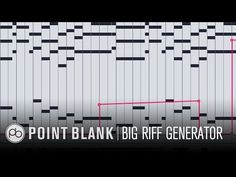 Ableton Live Big Riff Generator - Free Max For Live Download - YouTube