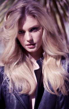 Sigrid Agren by Frederic Pinet