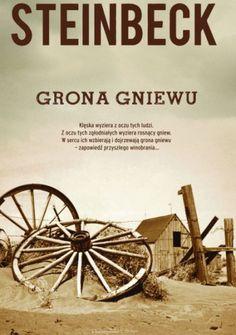 Grona gniewu Johna Steinbecka - News O. Anger Management, Self Publishing, Oklahoma, Book Art, Humor, Reading, Books, Route 66, Literatura
