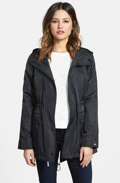Soft Shell Hooded Jacket