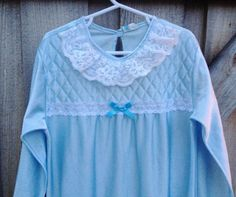 Vintage Girls Night Gown 6/7 by lishyloo on Etsy, $8.00