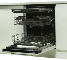 ... KID60B14 Full-size Integrated Dishwasher Free Delivery Currys