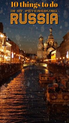What to see in St. Petersburg, Russia: 10 best places + bonus!