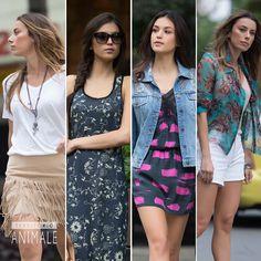 Street Style: todos os dias | de 30 de setembro a 03 de outubro #territorioanimale #animalebrasil