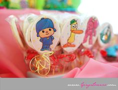 great idea for a pocoyo party