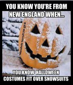 Massachusetts Halloween
