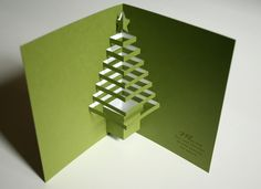the Christmas cards I made last year