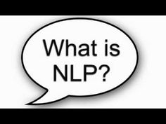 Introduction to NLP - What is NLP?
