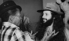 Jackson do Pandeiro e Alceu Valença -  Projeto Pixinguinha 1978