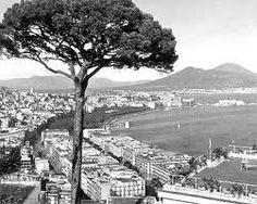 Neapel oder Napoli, die Hauptstadt von Kampanien im südlichen Italien
