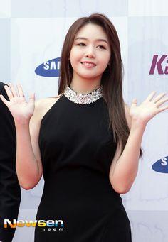 """""""@newsen """" Kpop Girl Groups, Kpop Girls, Korean Beauty, Asian Beauty, Korean Girl, Asian Girl, Girls Day Members, Girls Day Minah, Girl Sday"""