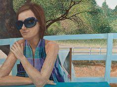Eugenia, 2012-13 ·oil on canvas · 165 × 124cm