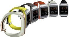 Samsung Galaxy Gear Watch Potential Falls