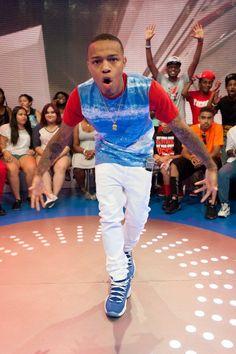 Rapper Bow Wow.