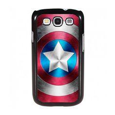 Samsung Galaxy S3 case / captain america samsung s3 cover /  captain america samsung case