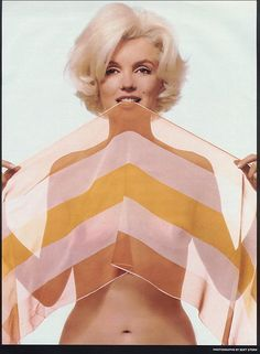Marilyn Monroe - The Last Sitting - June 1962 for Vogue by Bert Stern
