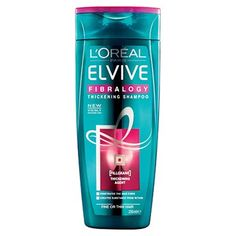 L'Oréal Paris Elvive Fibralogy Thickening Shampoo