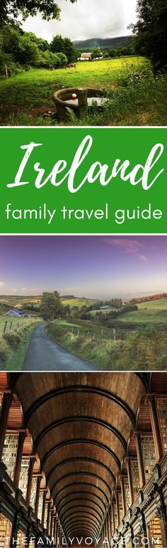 Traveling to Ireland with kids? Read our family-friendly Ireland travel guide for the best itinerary, activities and accommodations for your trip! #Ireland #Europe #travel #familytravel #travelwithkids