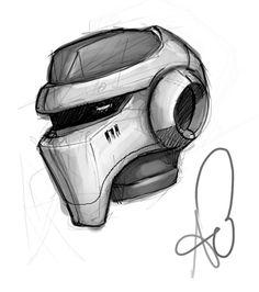 sci-fi helmet - Поиск в Google