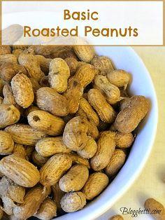 Salted Roasted Peanuts Recipe, Roast Peanuts Recipe, Tuna Steak Recipes, Roast Recipes, Cooking Recipes, Cooking 101, Shelled Peanuts, Raw Peanuts, Roasting Peanuts In Shell