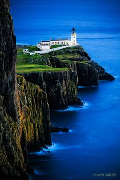 ✯ Neist Point Lighthouse - Isle of Skye, Scotland
