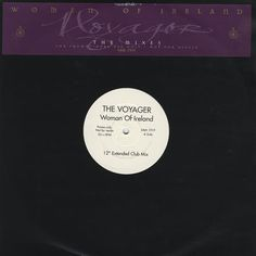 """For Sale - Mike Oldfield Woman Of Ireland UK Promo  12"""" vinyl single (12 inch record / Maxi-single) - See this and 250,000 other rare & vintage vinyl records, singles, LPs & CDs at http://eil.com"""