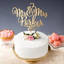 Handmade - Wedding Cake Toppers - Wedding Decorations - Page 4