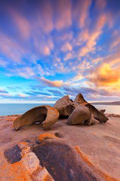 Remarkable Rocks, Kangaroo Island, South Australia - Australia
