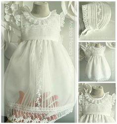 Vestidos y Ropa Artesanal de Andrea Moneta Per Bambini Handmde Clothing