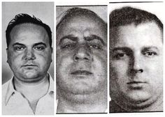 The Salerno brothers: Anthony, Angelo and John.