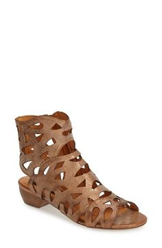 Everybody Everybody 'Macello' Open Toe Sandal (Women) available at #Nordstrom