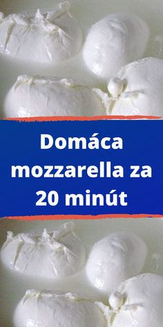 Mozzarella, Ale, Food And Drink, Easy Meals, Cooking, Healthy, Mascarpone, Kitchen, Ales